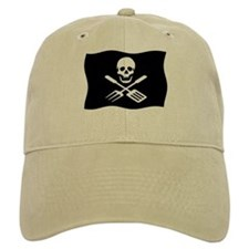 Grill Pirate Baseball Cap