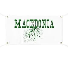 Macedonia Roots Banner