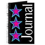 Jewel-tone stars Journal