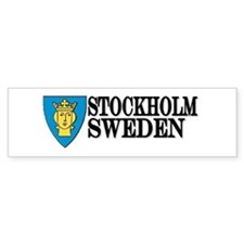 The Stockholm Store Bumper Car Sticker