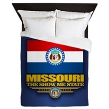Missouri (v15) Queen Duvet