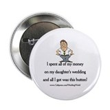 Bride's Dad Button