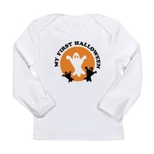 Cute My first holiday Long Sleeve Infant T-Shirt