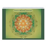 Yantra & Mandala Calendar (with 13 paintings)