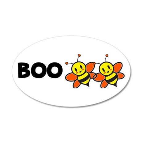 Boo Bees Wall Decal