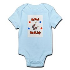 Cute First 4th july Infant Bodysuit