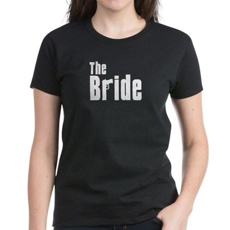 The Bride (Mafia) Women's Dark T-Shirt