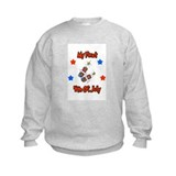 Funny My 1st independence day Sweatshirt