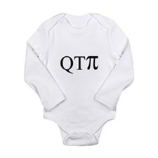 Cool Nerdy Long Sleeve Infant Bodysuit