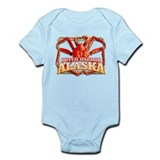 DUTCH HARBOR CRABBING Onesie