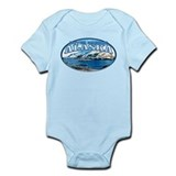 DUTCH HARBOR ALASKA Onesie