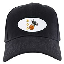 Bull Terrier Boo Baseball Hat
