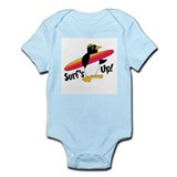 Surf's Up! Penguin Onesie