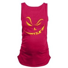 Devious Smirk Maternity Tank Top