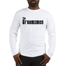 The Groomsmen (Mafia) Long Sleeve T-Shirt