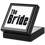 The Bride (Mafia) Keepsake Box