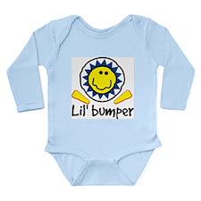 Cute Pinball Long Sleeve Infant Bodysuit