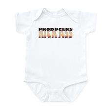 Producers Kick Ass Infant Bodysuit