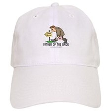 Poor House Wedding Dad Baseball Cap