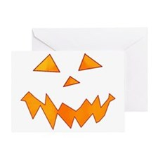 Jack O Laugh Greeting Cards