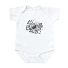 Capricorn Goat Zodiac Infant Bodysuit