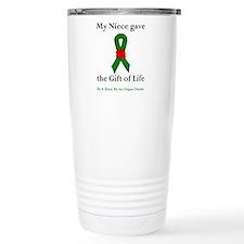 Unique Donorawareness Travel Mug