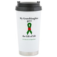 Cute Donorawareness Travel Mug