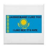 JAGSHEMASH! I LIKE YOU!... Tile Coaster