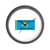 JAGSHEMASH! I LIKE YOU!... Wall Clock