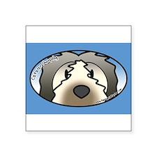 anime_catalan_oval Sticker