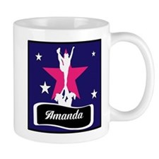 Allstar Cheerleader Mugs