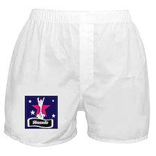 Allstar Cheerleader Boxer Shorts
