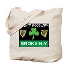 County Woodlawn Tote Bag