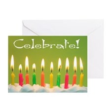 Celebrate.jpg Greeting Cards
