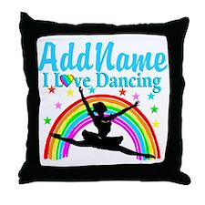 DANCERS DREAMS Throw Pillow