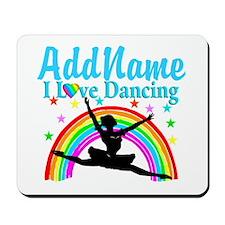 DANCERS DREAMS Mousepad