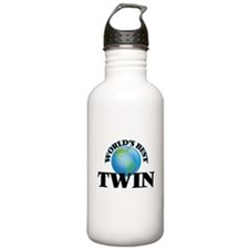 World's Best Twin Water Bottle