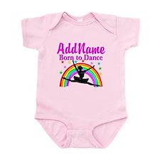BORN DANCING Infant Bodysuit