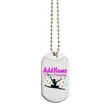 FOREVER DANCING Dog Tags