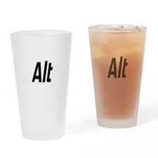 CTRL____ALT____DEL Drinking Glass