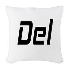 CTRL____ALT____DEL Woven Throw Pillow