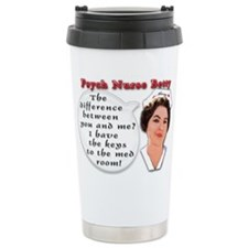 Cute Nurses Travel Mug