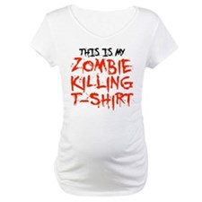 This Is My Zombie Killing T-Shirt Shirt