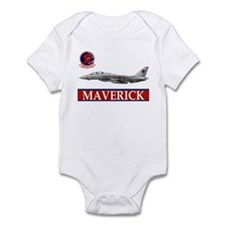 Top Gun Infant Bodysuit
