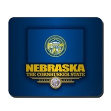 Nebraska (v15) Mousepad