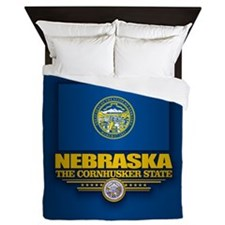 Nebraska (v15) Queen Duvet