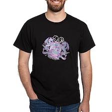 Libra Pink Zodiac T-Shirt