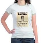 John Wesley Hardin Jr. Ringer T-Shirt