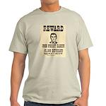 John Wesley Hardin Light T-Shirt