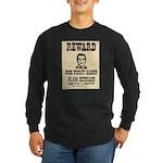 John Wesley Hardin Long Sleeve Dark T-Shirt